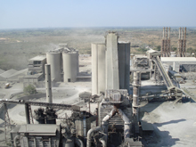 Overview of cement plant